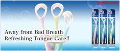 tonguebrush