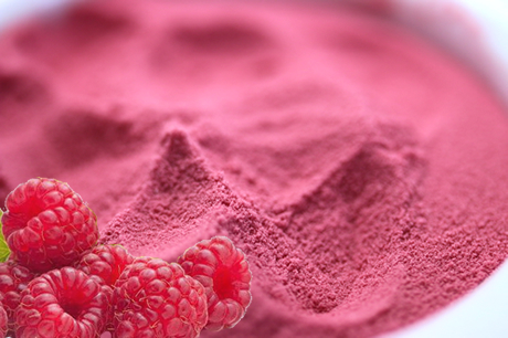 raspberry-powder