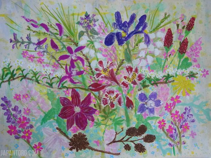 flower-in-dacha