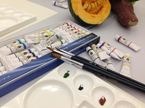 water-colour-class