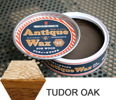 Tudor Oak  Antique Wax
