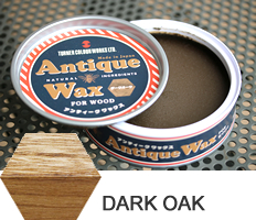 Dark Oak  Antique Wax