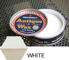 White  Antique Wax