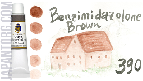 wc-390-benzimidazolone-brown