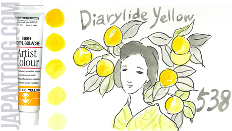 ac-538-diarylide-yellow